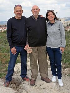 Eli, Naphtali, Nurit in Ariel