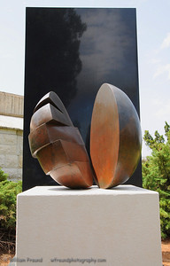 The plaque associated with this piece is the next picture.  Yad Vashem, Israel.