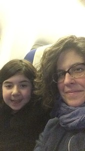 El Al, on our way... a 20 hour epic travel adventure!