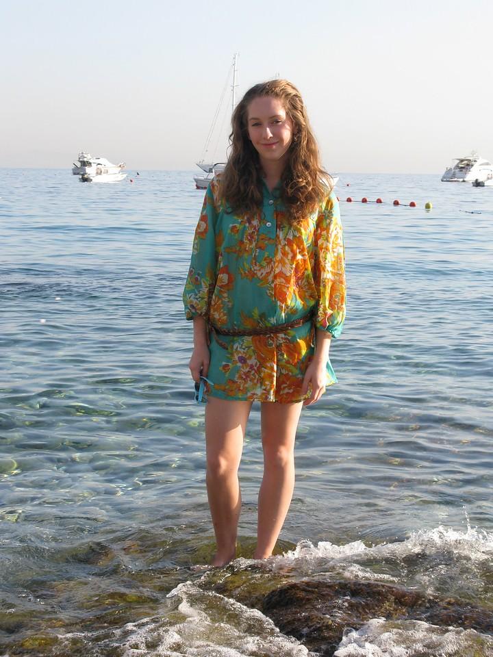 Bella on the Isle of Capri