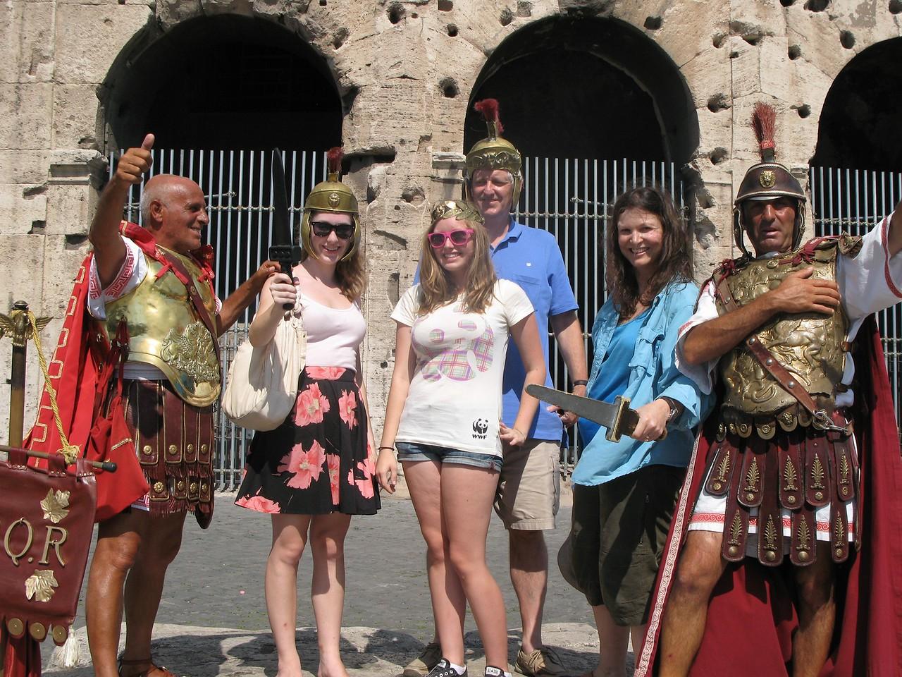 Rome, Coliseum