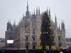 The Duomo and its Christmas tree