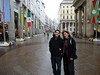 Dec 22, we're in downtown Milano, with the Duomo in the background