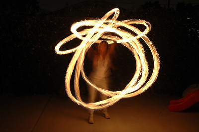 It's poi time!