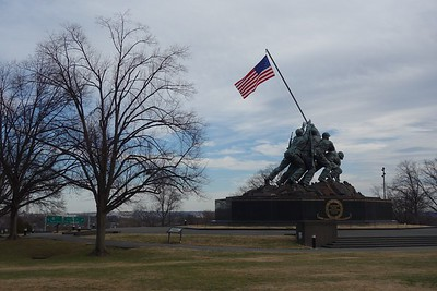 Iwo Jima Memorial Jan2017