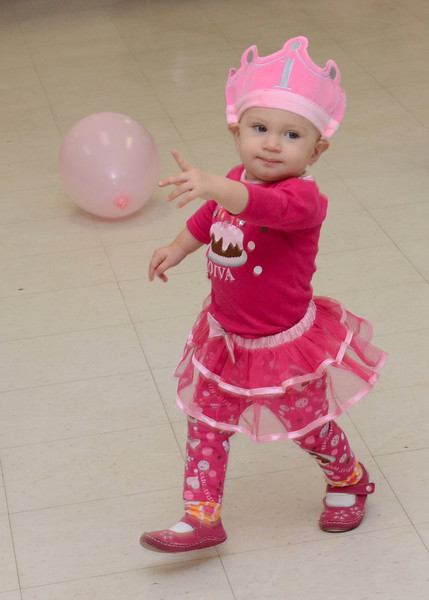 120411<br /> Izabella Making Her Rounds at Her Birthday Party