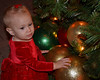 112611<br /> Izabella at the Avenue at White Marsh Christmas Tree
