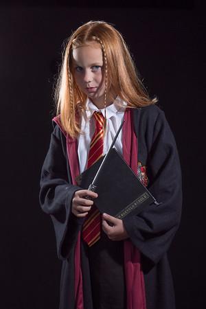 Izzie's Harry Potter Halloween