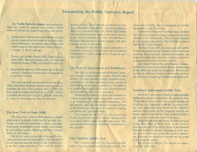1988-5 Chris Banakis- Cognitive Ability Test 01