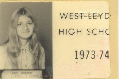 1973 Rosemary Izzo - West Leyden High