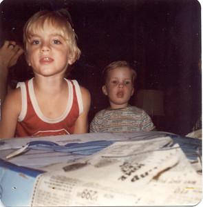 1980 Dan and Wayne