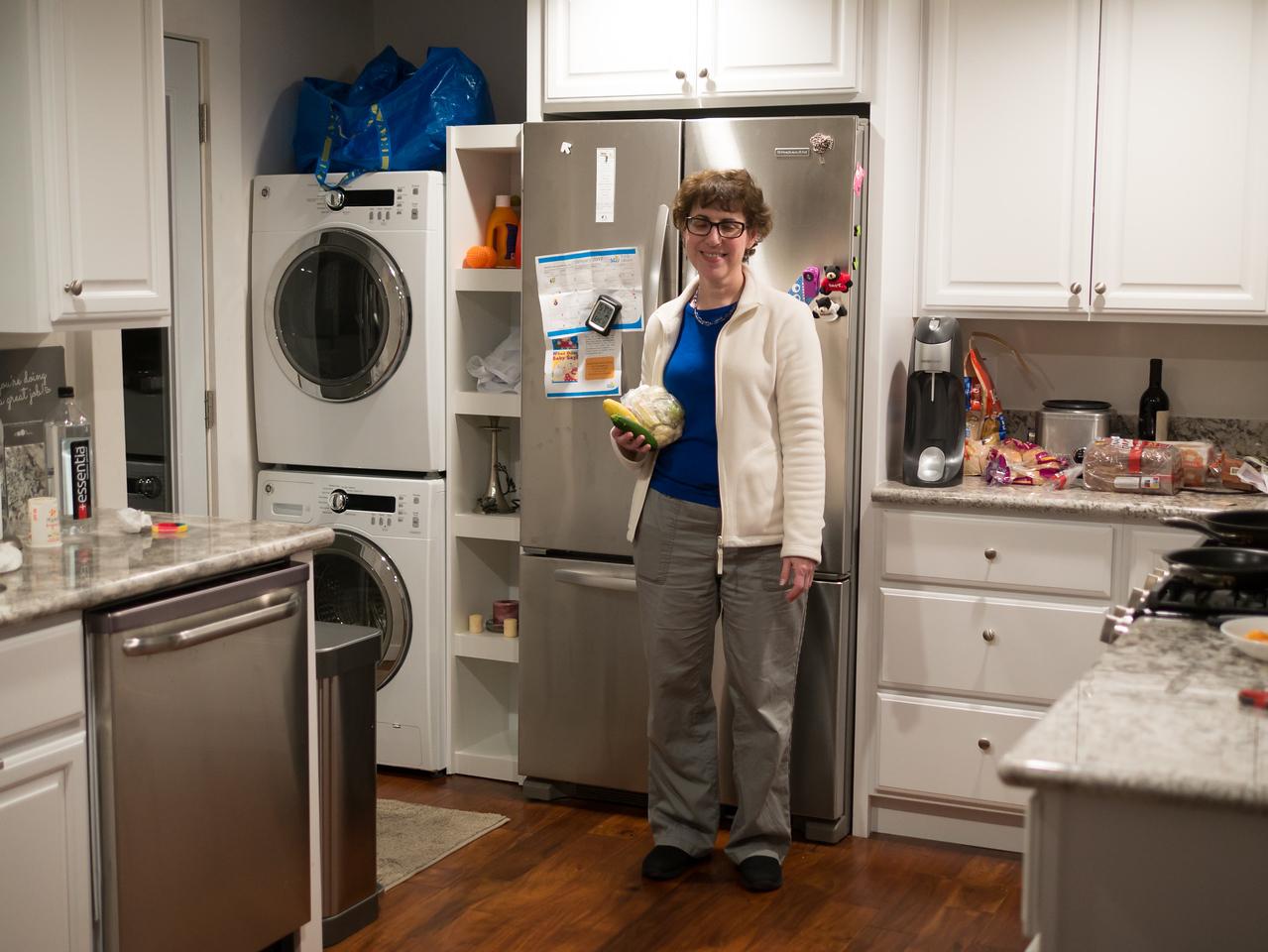 Adena & Tim's kitchen (most of it)
