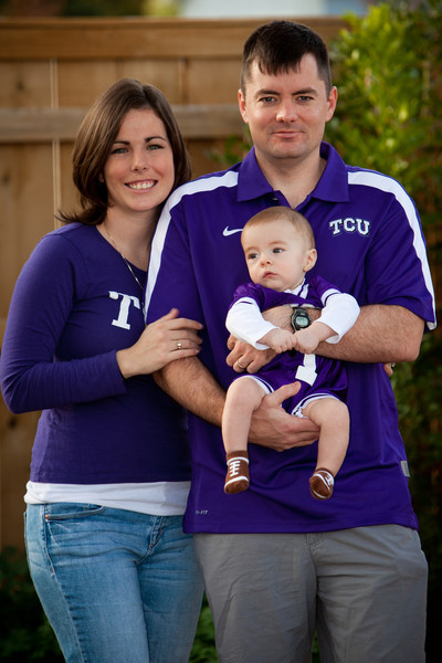 TCU vs COLORADO STATE UNIVERSITY - NOVEMBER 19, 2011