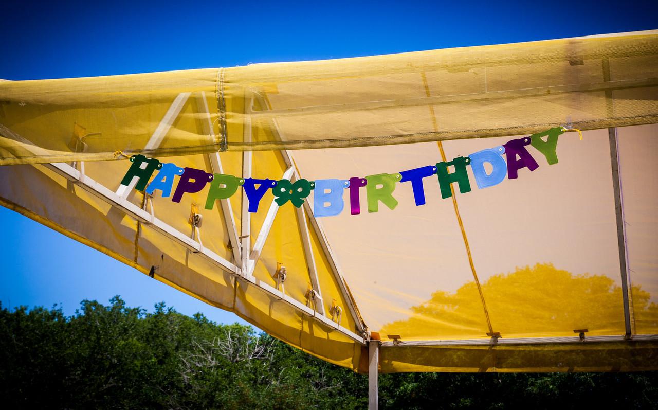 "JACK'S BIRTHDAY PARTY - AGE ""2"""