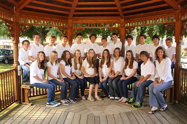 PACA Class of 2012