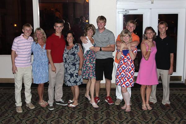 Nicks Graduation Celebration 5-10-13