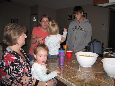2009 Grandma & Casey Birthdays