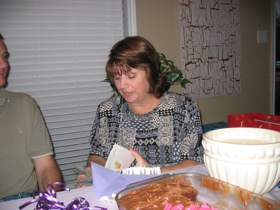 Jeanette's B-Day 2004