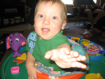 July & August Birthdays 2006