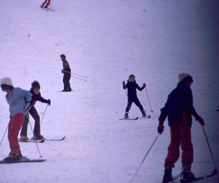 Mary, Mt Hutt, 1975