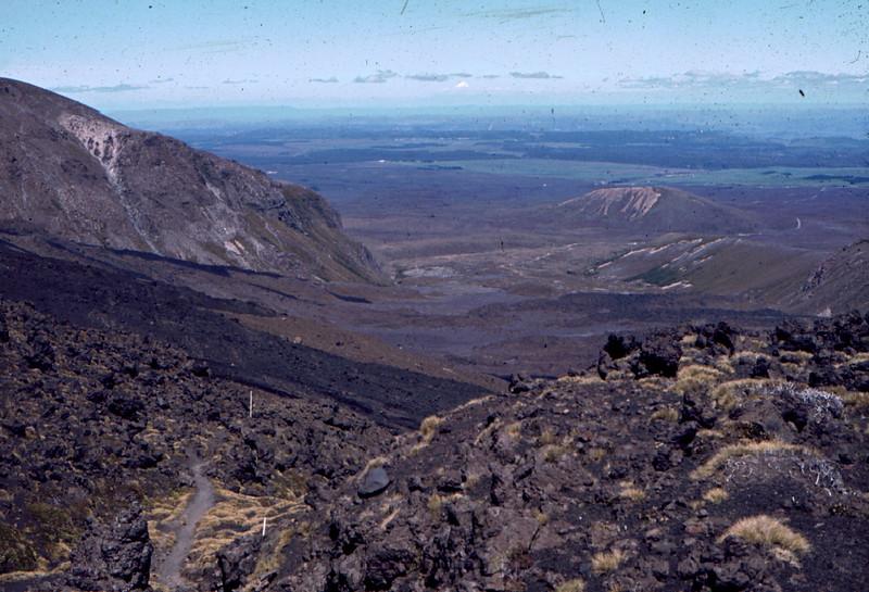 View to Mt Taranaki