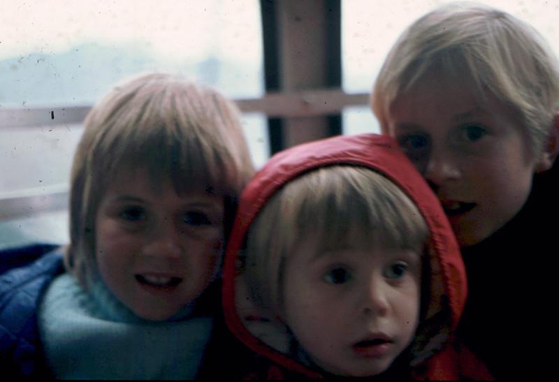 Gondola, May 1974