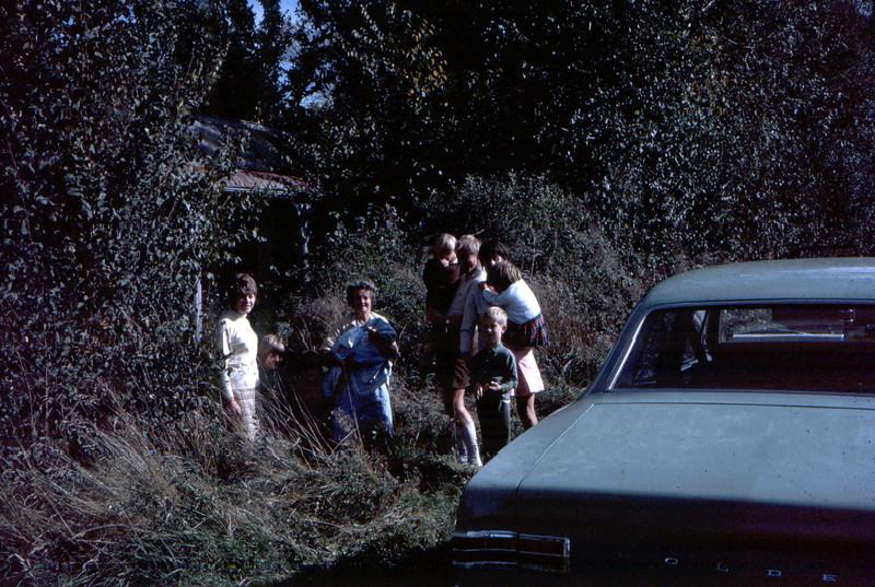 Ross Cottage April 1972