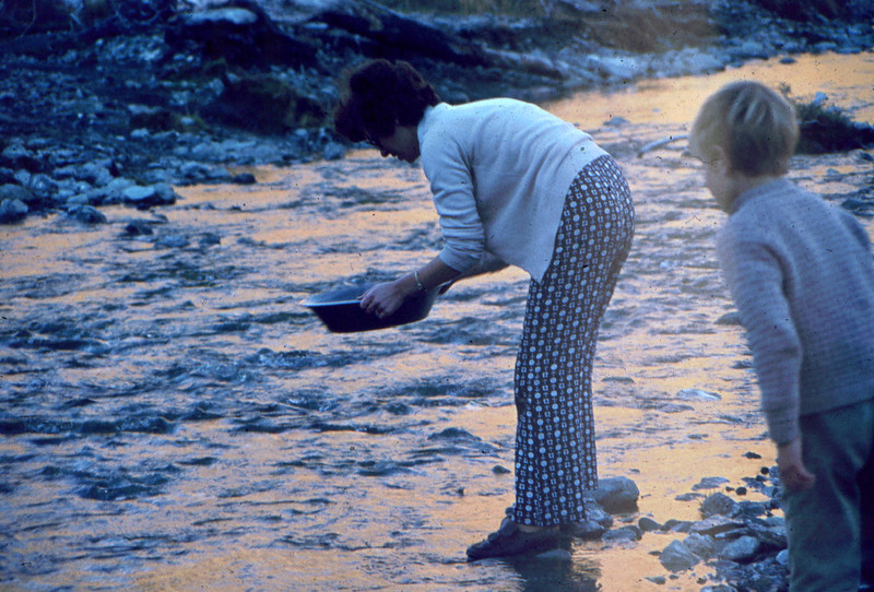 River of gold, 1974