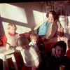 1970 - Chalet, Sarah, Pip, Jo, Nannee