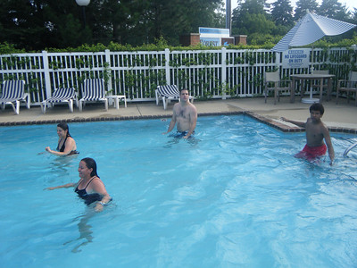July 2010 Pool Party