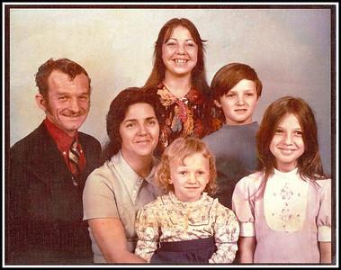 J W BARBER FAMILY