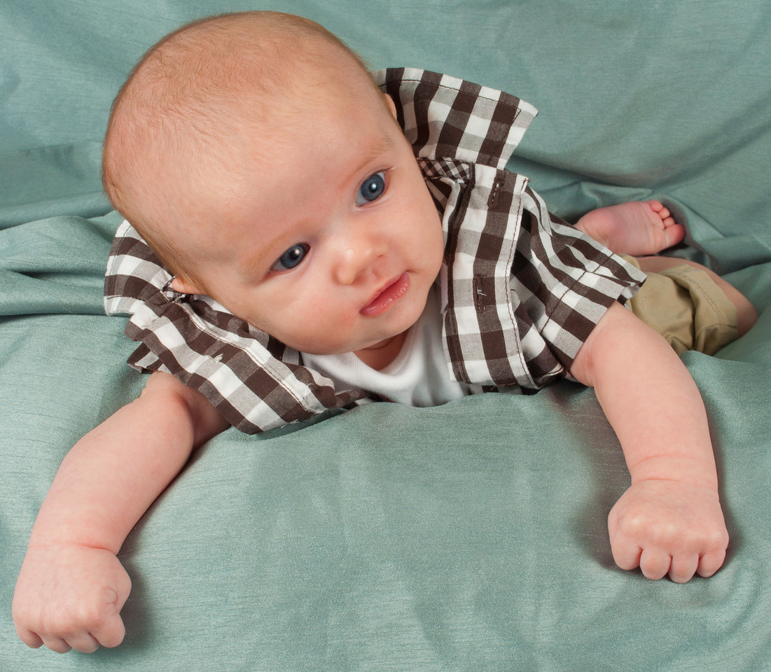 2 Month Photo Shoot