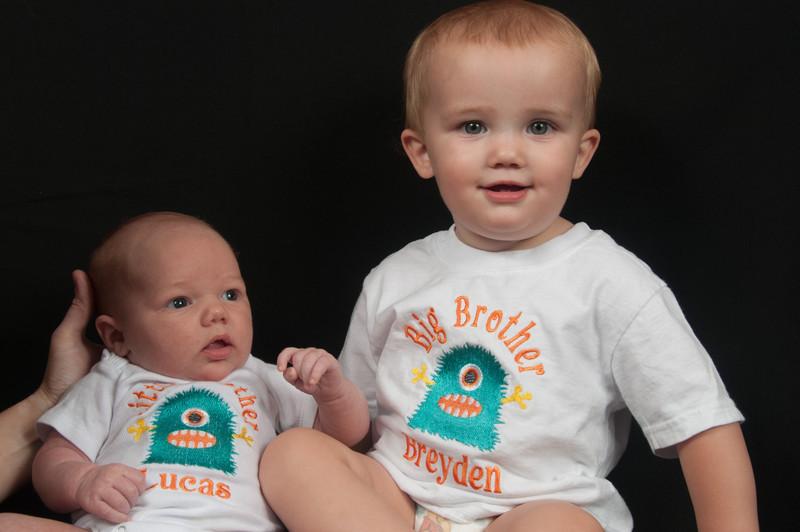 Lucas and Breyden