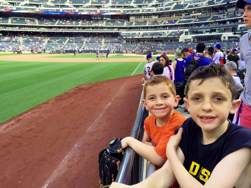 Mets vs. Dodgers<br /> 5/27/16