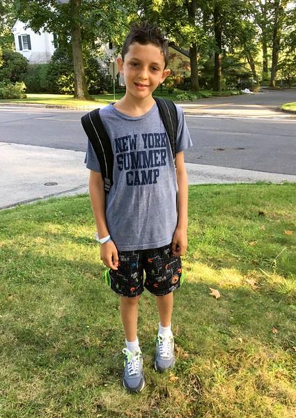 Day 1 - 6th Grade