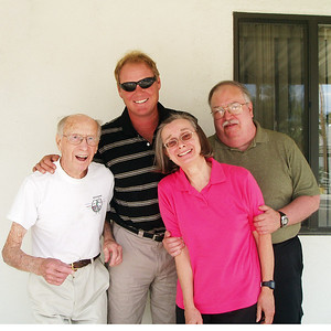 Jack, Chris, Beth, and Ron.