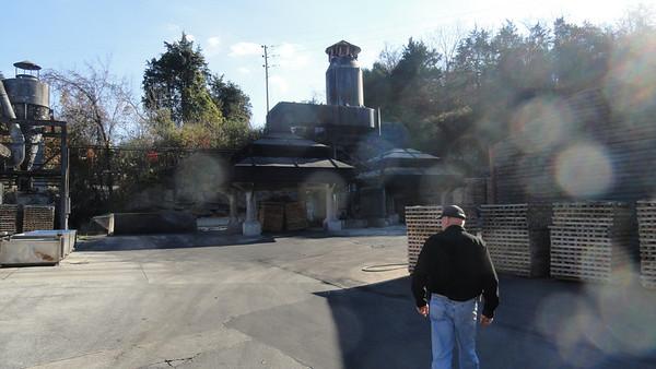 Jack Daniels Distillery Visit - November 2010