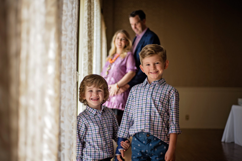 Jack Family Portraits
