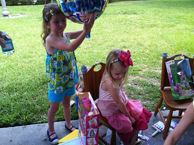 Jack and Paloma Birthday 2012