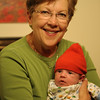 Jack and Grandma Spiegelhalter, April 3, 2012.