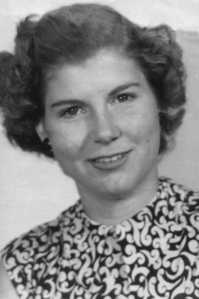 Verna Hooker Newby