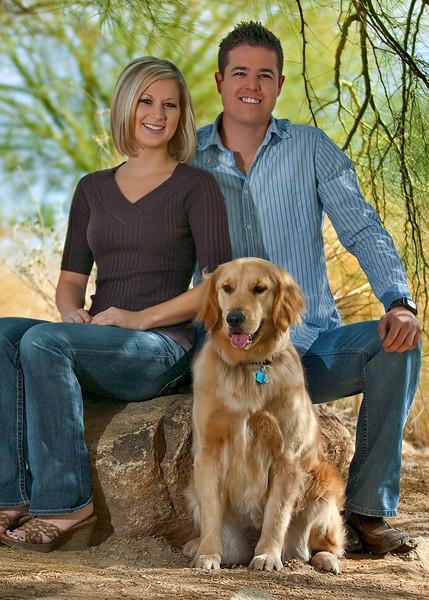 Jaclyn, Jason & Maddy