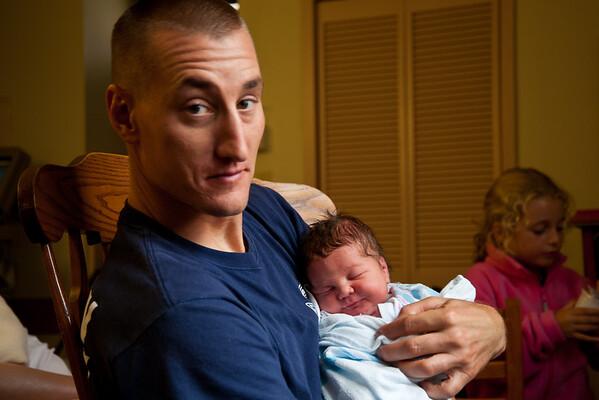 Baby Jacob 9/29/2012