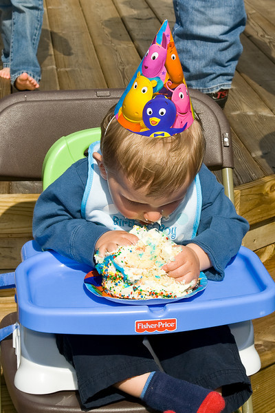 Jake's 1st Birthday