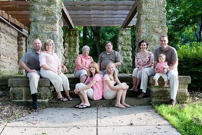James Family Pix 7/08