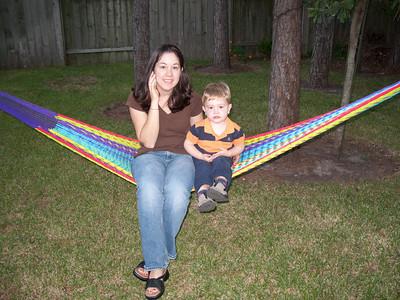 James & Lori Visit Cypress & Houston