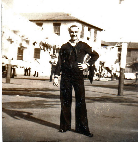 James Thaxton<br /> San Diego, CA<br /> 1950