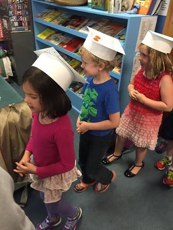 James Preschool Graduation