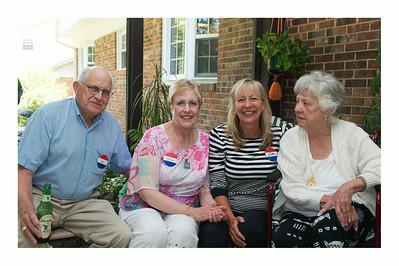 Don, Karen, JoAnn, Shirley