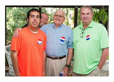 Andrew, Gary, Don, Dennis
